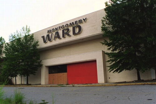 Montgomery Ward Shut Down 13 Years Ago Today And That May