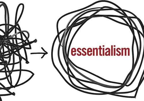 Essentialist Movement