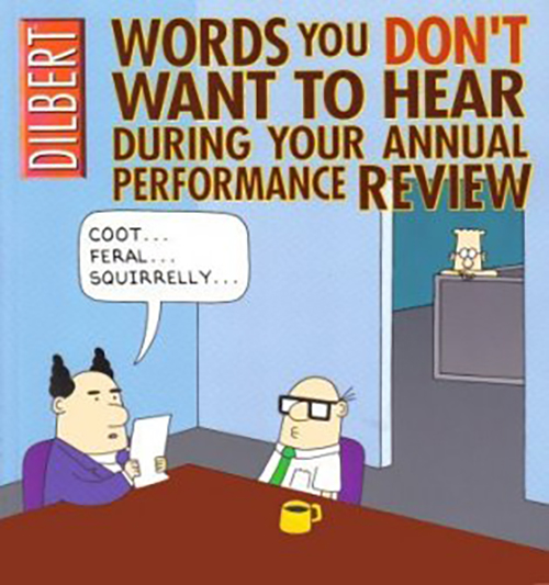LetS Eliminate Performance Reviews  The Context Of Things