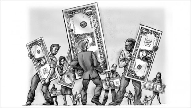 Income Inequality And Trust
