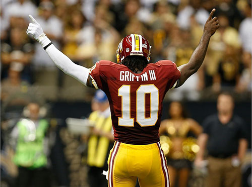 RG3 Can He Come Back