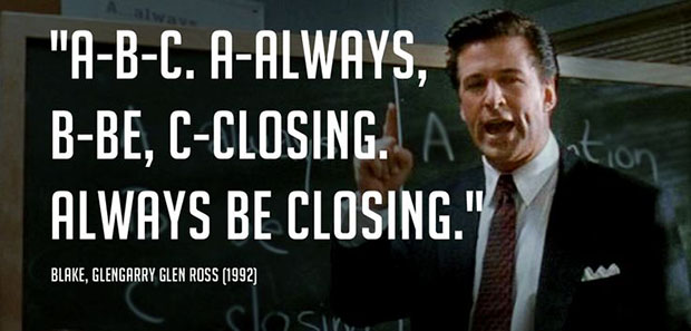 Stop Using The Word Closing