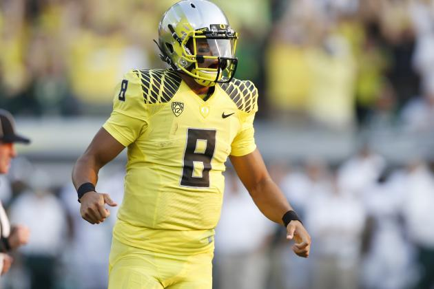 Jesus, Girls, and Marcus Mariota