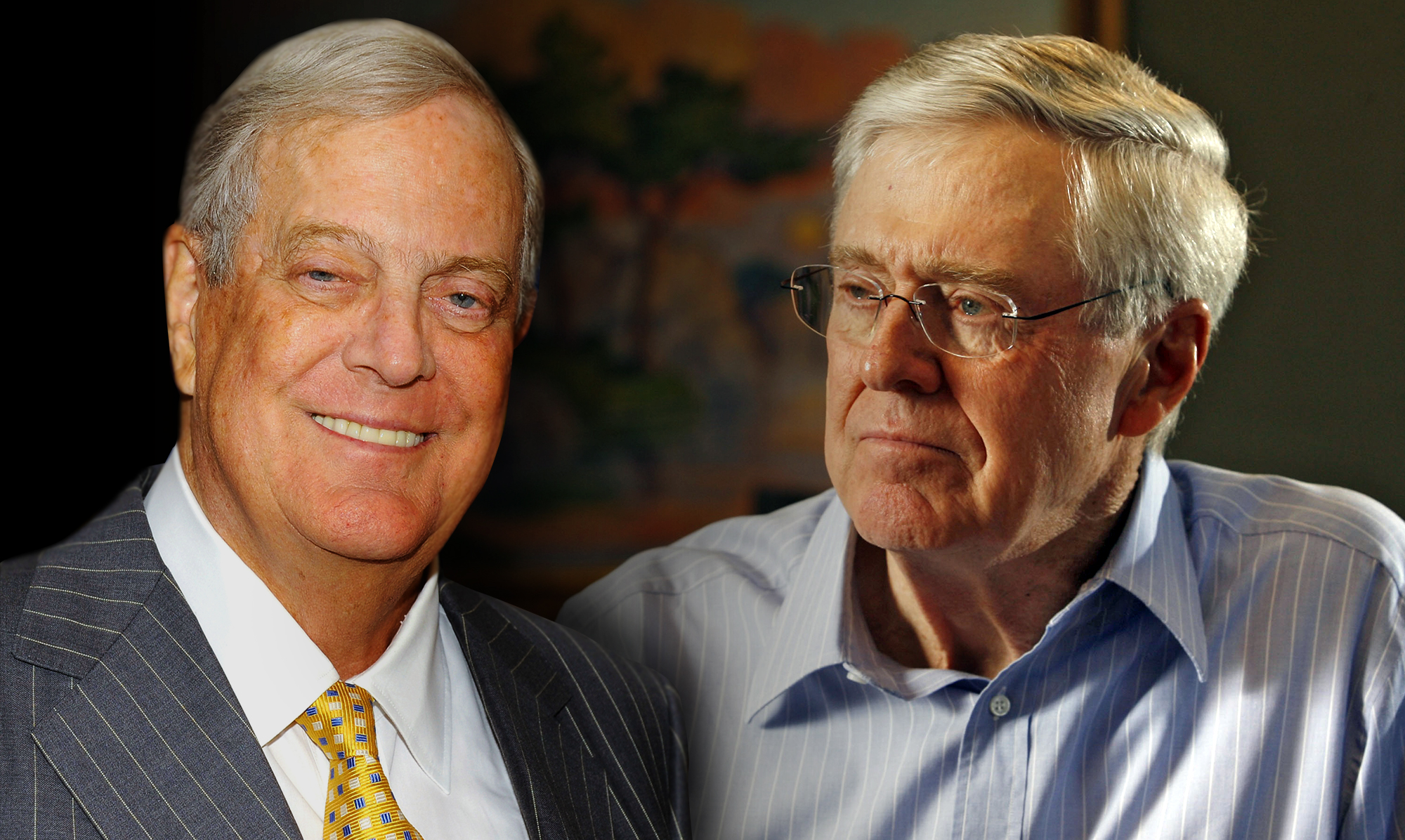 Koch Brothers 2016 Election