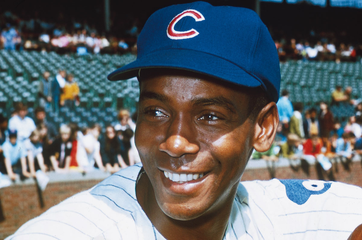 Ernie Banks Dies, Cubs Win World Series