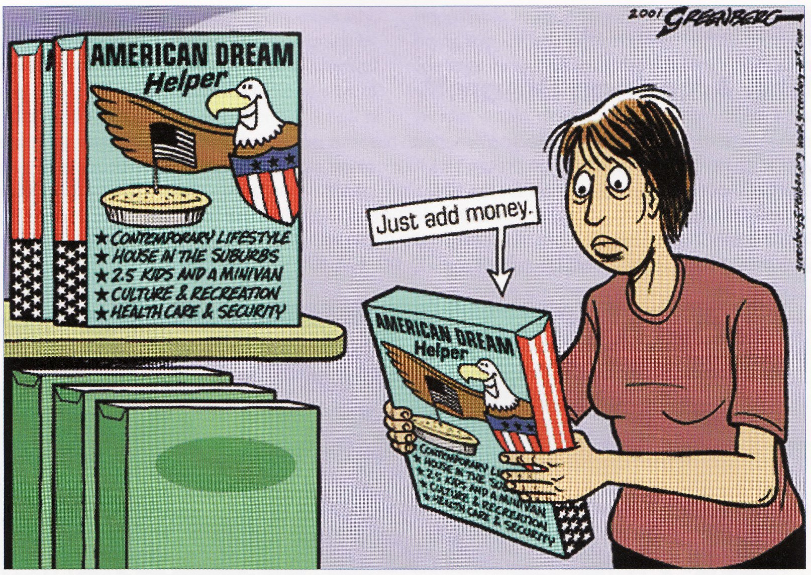 American Dream Disrupted