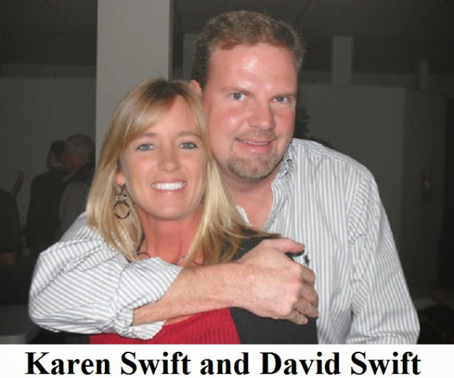 Karen Johnson Swift and David Swift