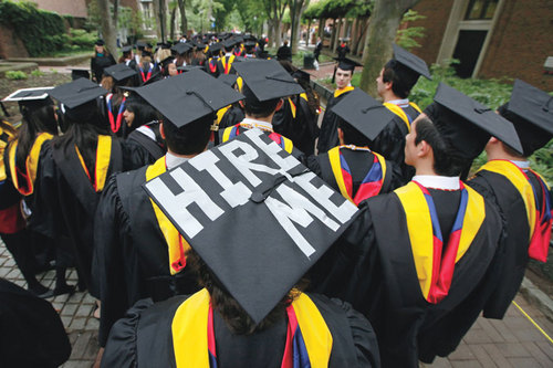 Colleges Don't Prepare Students For Work