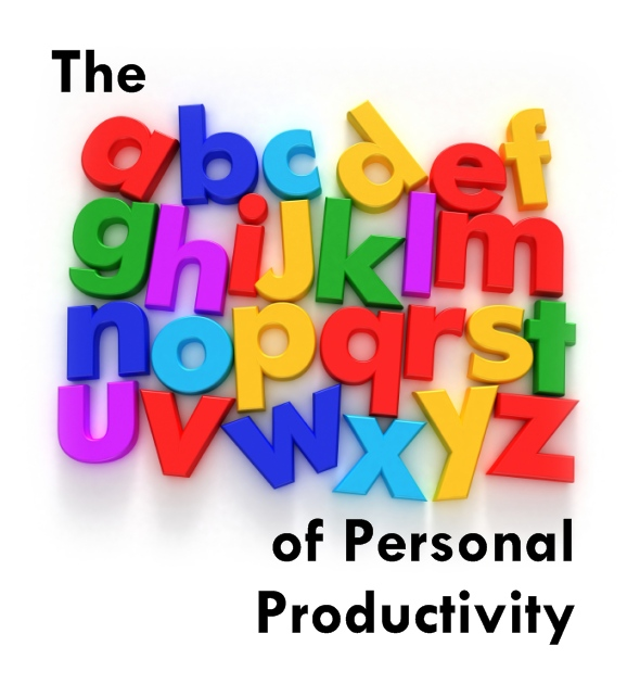 Personal Productivity Four-Way Win
