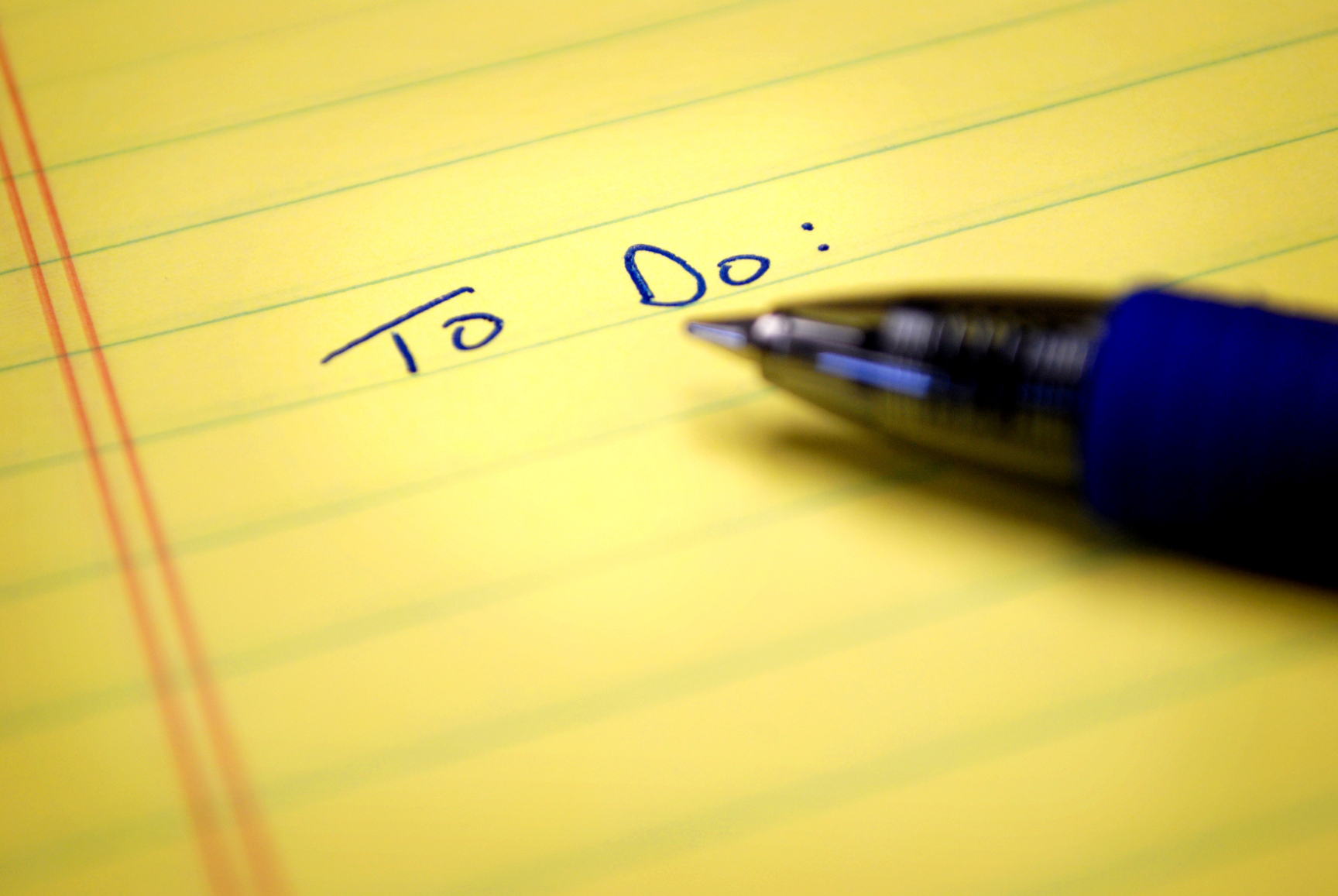 To Do Lists Ineffective