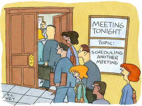 Corporate Athletes and Meetings