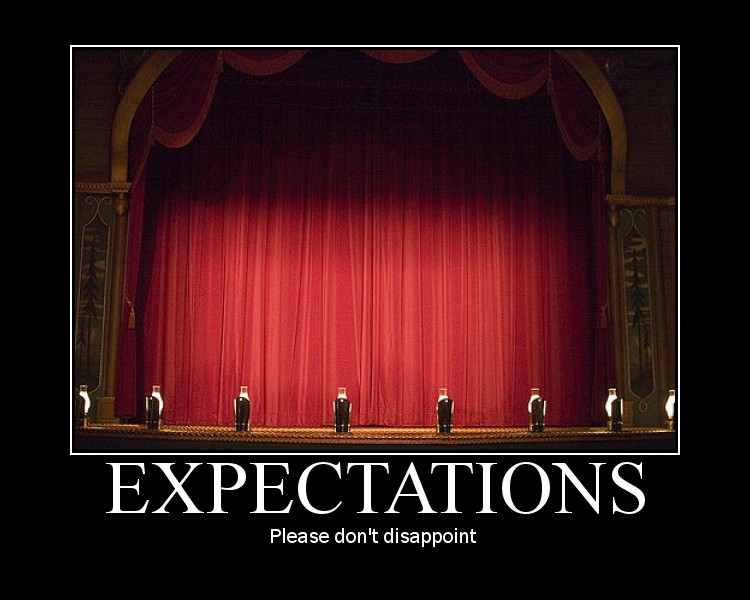 No one understands expectations at work