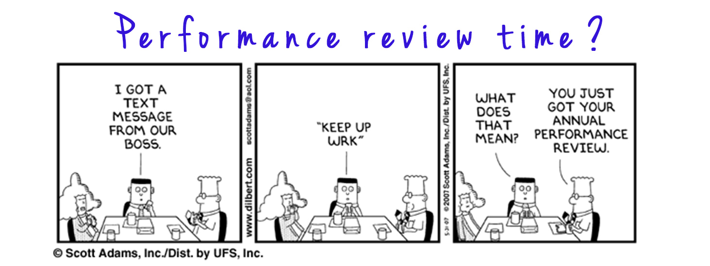 Making Performance Reviews Powerful