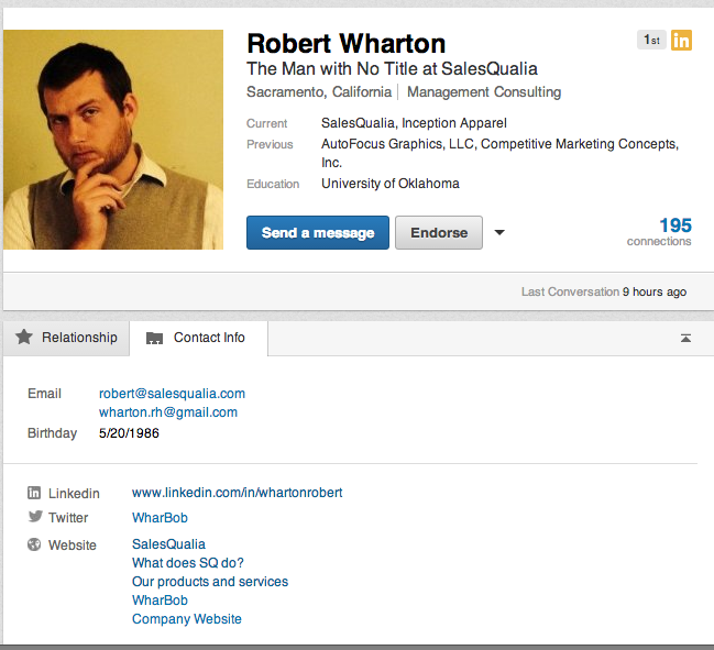 Ridiculous LinkedIn Job Titles