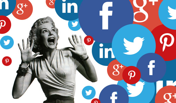 74 percent of U.S. internet users actually use social media
