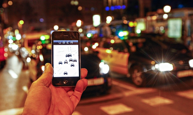 Uber and Big Data
