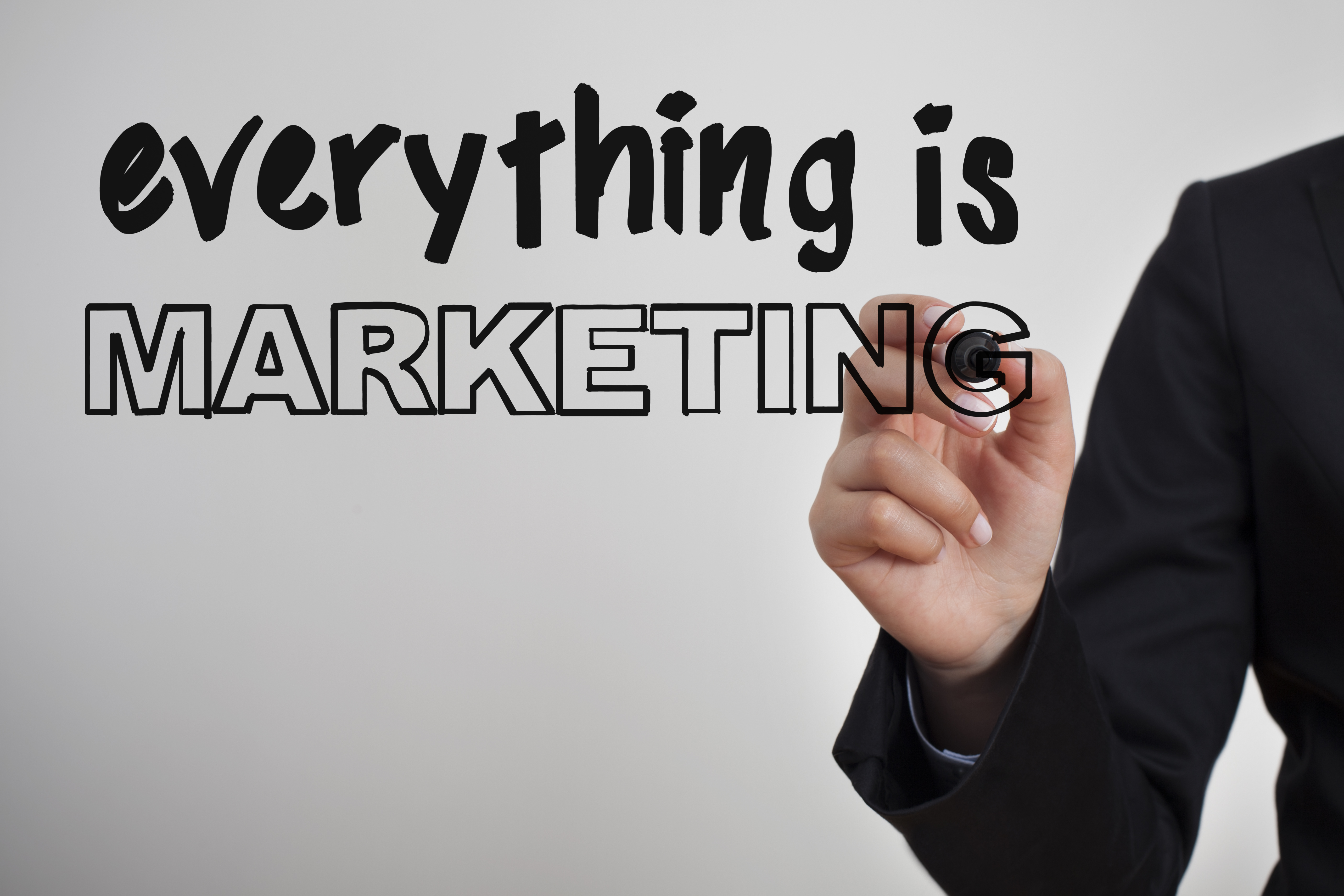 How to think about marketing