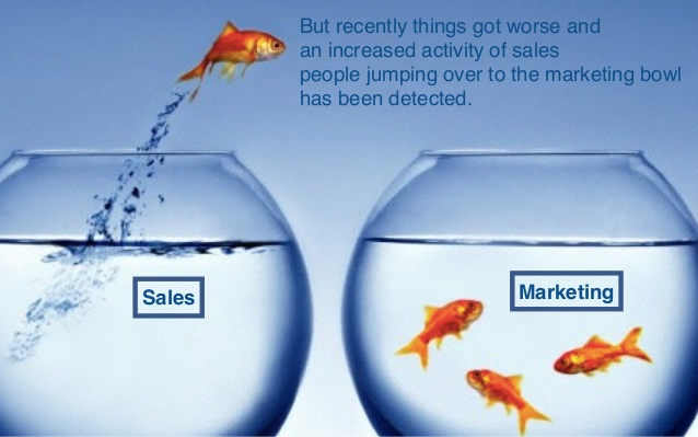 Sales-Marketing Divide