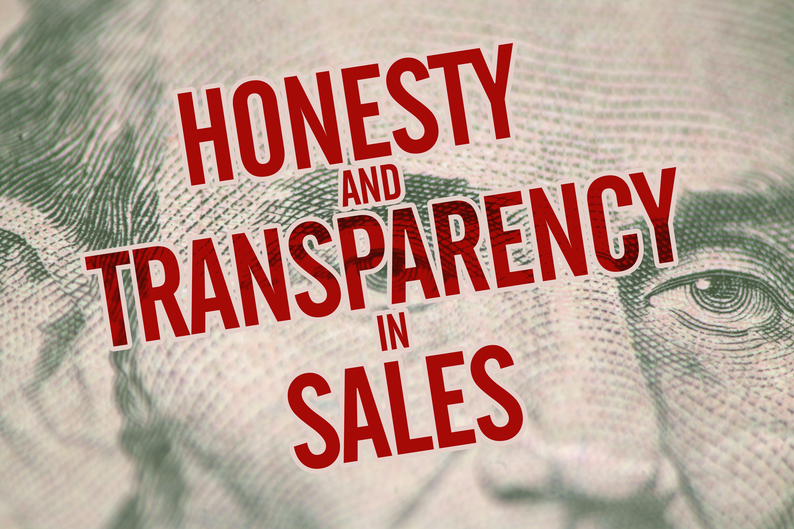 Honesty In The Sales Process
