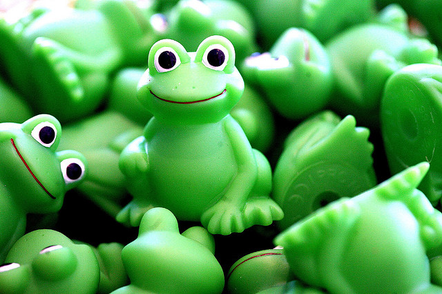 Eating Frogs In A Business Sense