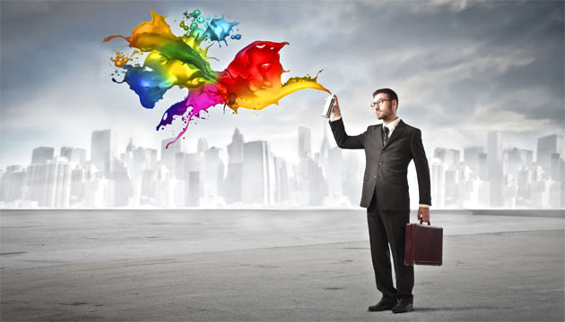 No workplace can really be creative under current management models