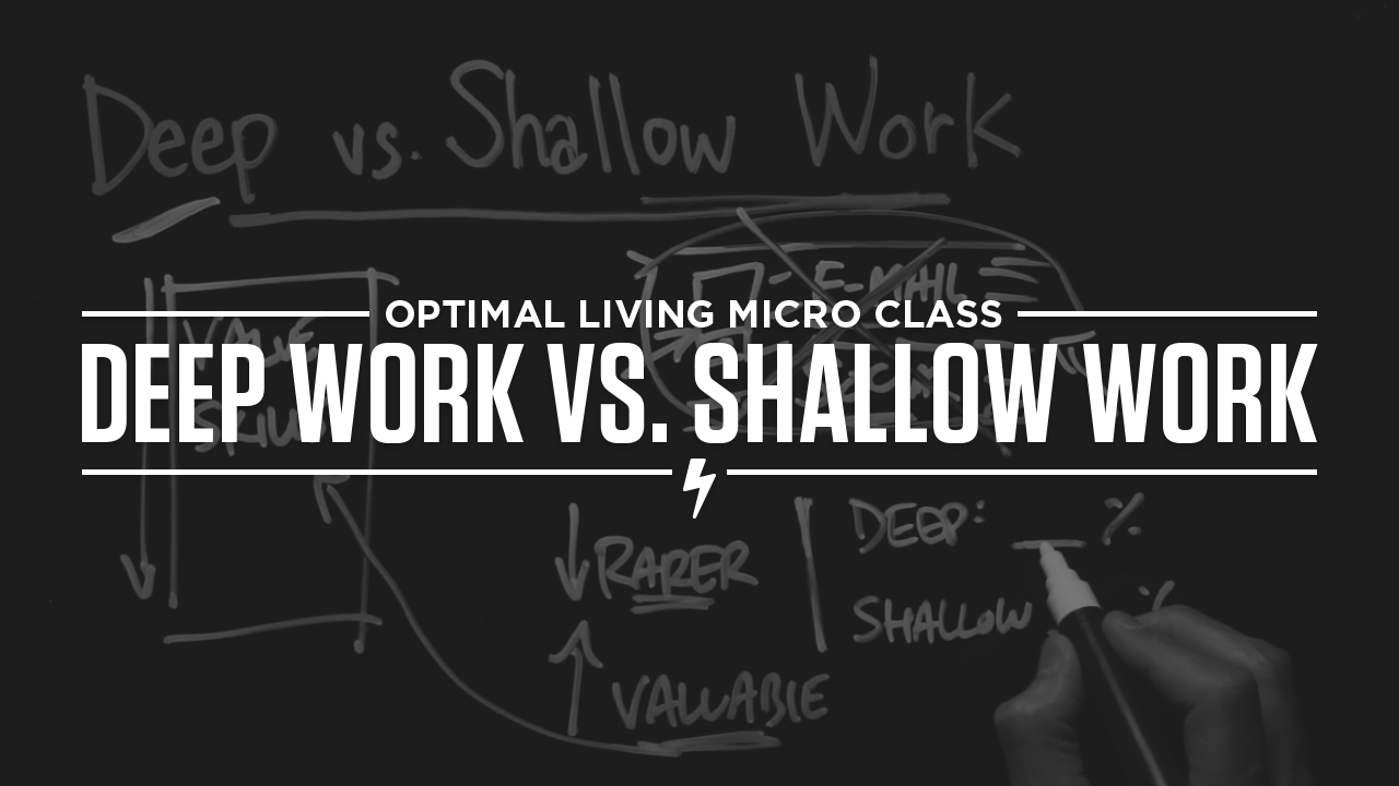Deep-Work-vs-Shallow-Work