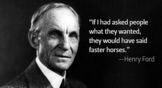 Henry Ford Horse Quote