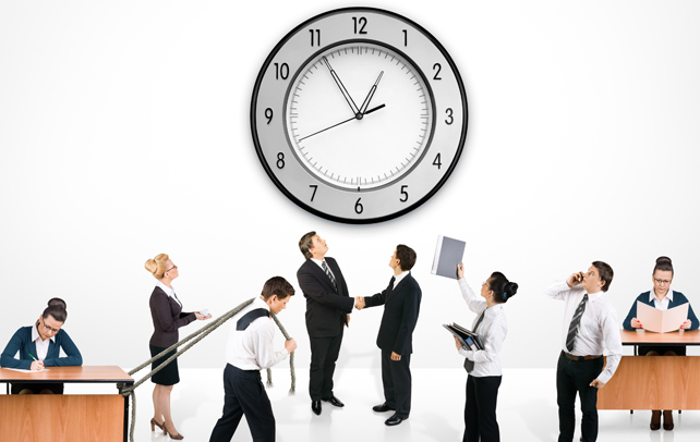 Time management skills The checkin – Time Management